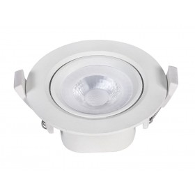 ROUND SPOT LED RECESSED 5W 3.000K